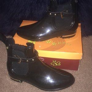 Forever Dottie Rain Boots